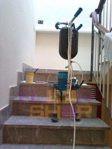 scalini e pianerottoli